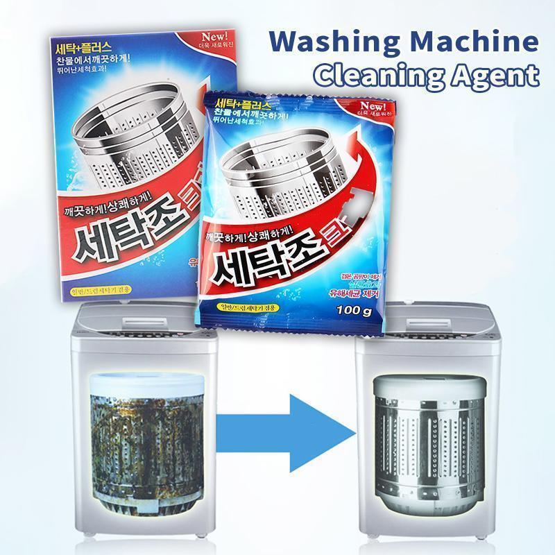 Washing Machine Cleaning Agent