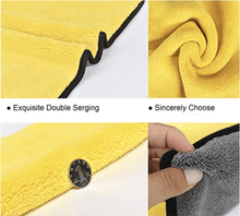 Load image into Gallery viewer, Microfiber Cleaning Towel