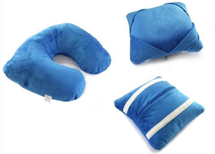 Multifunction 3 in 1 U-shaped Go Go pillow