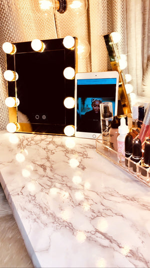 Mini Glam Mirror