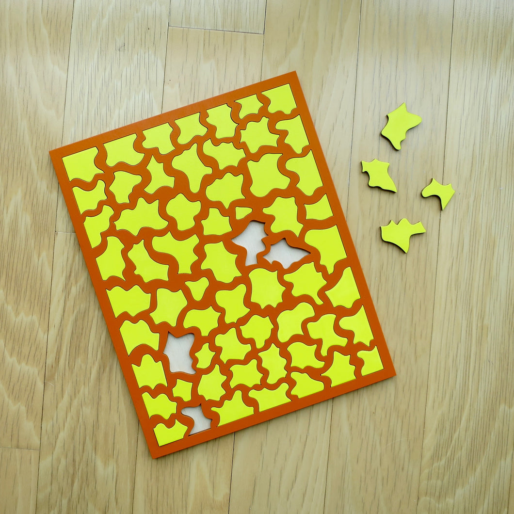 Orange & Yellow Puzzle