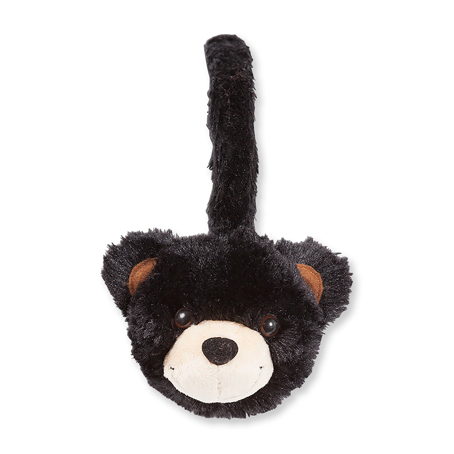 Animalz Ear Headphones Bear | Kids Headphones | Retractable Cable