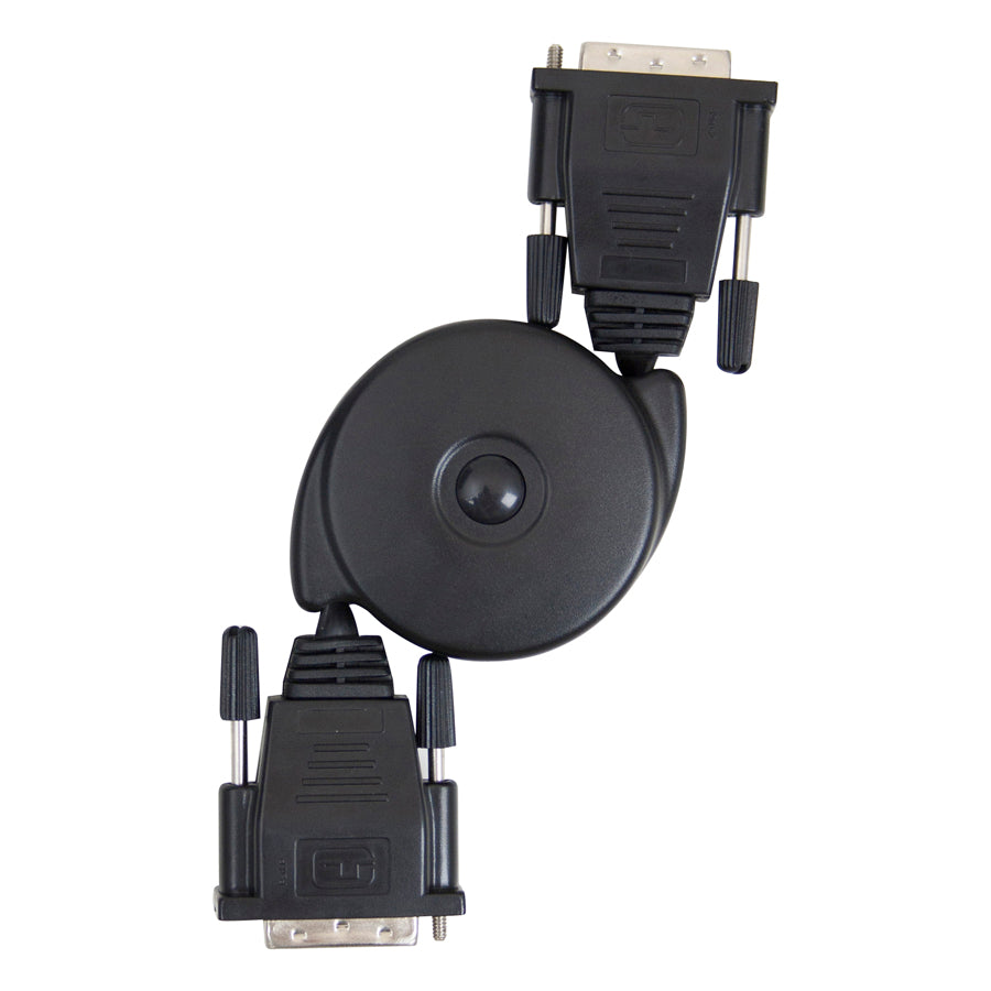 DVI Cable | Retractable DVI Cord