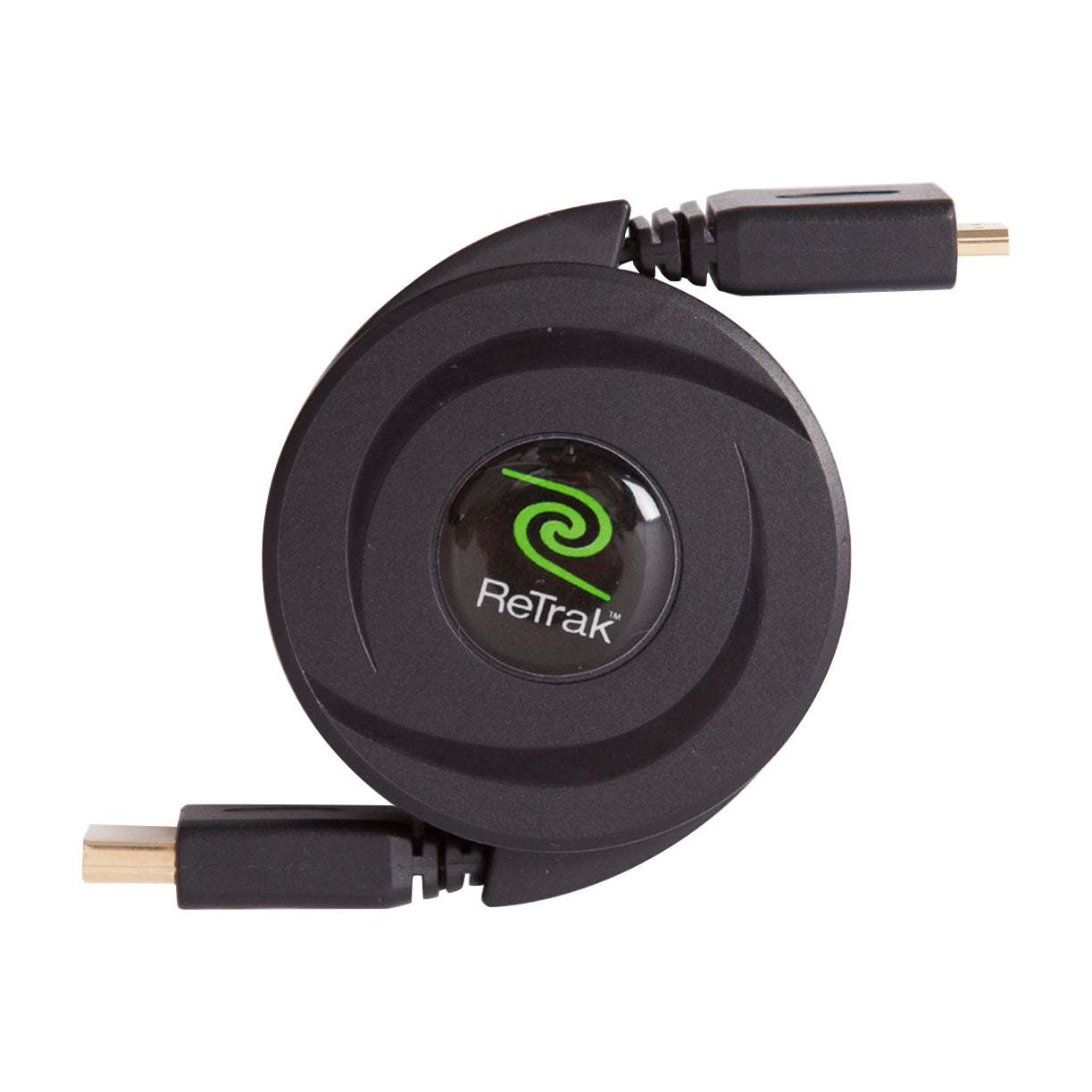 HDMI to Micro HDMI Cable | HDMI Type A to HDMI Type D  | Retractable Cable