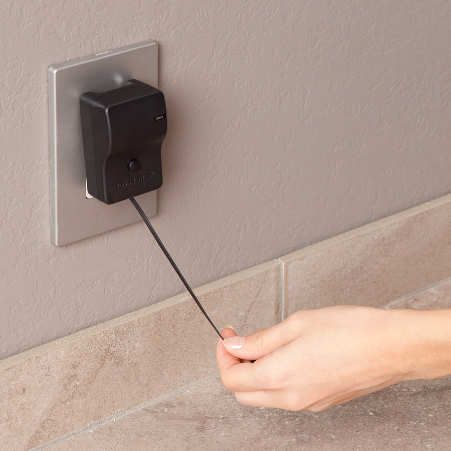 Micro USB Wall Charger | Retractable Micro USB Cable | 2.1A Wall Charger