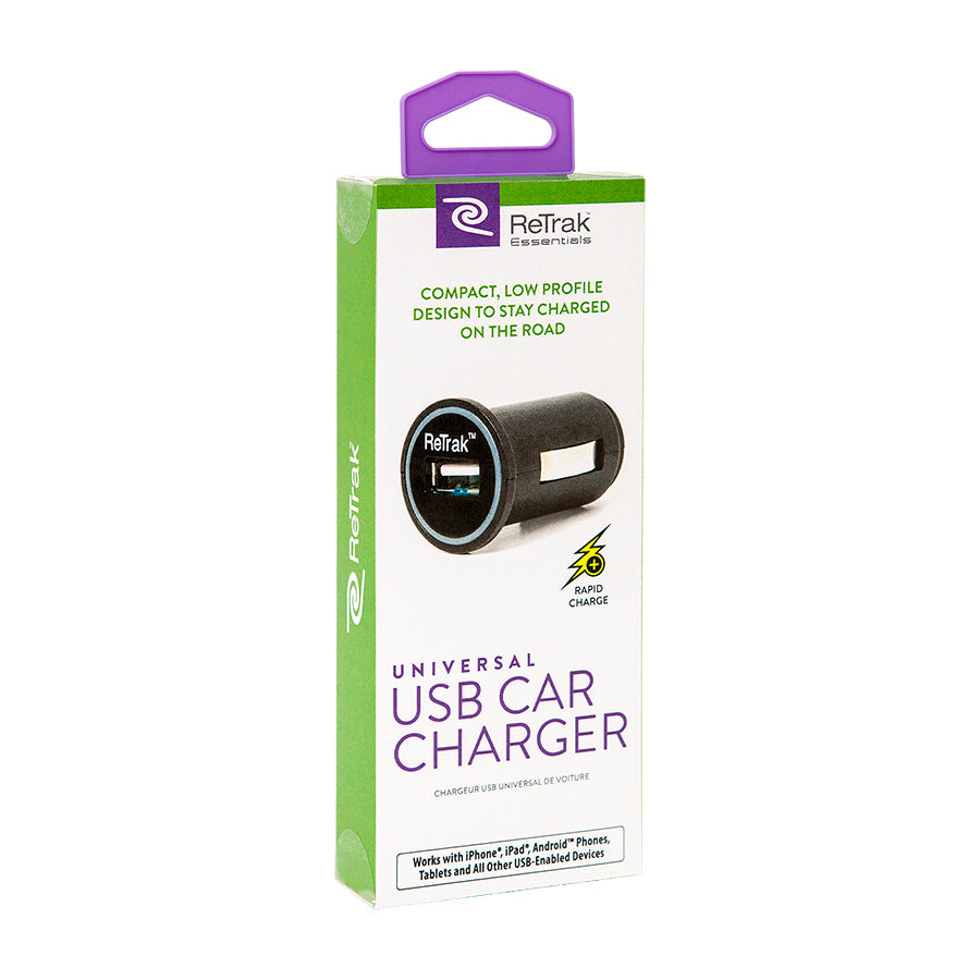 Car Charger | Essentials Car Charger