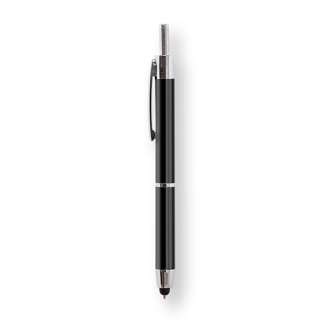 Premier Series Stylus Pen | Retractable Stylus Pen | Black