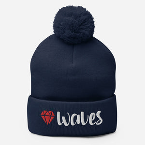 Phish 'Ruby Waves' Winter Hat