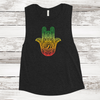 Women's Muscle Tank - Jerry Hand