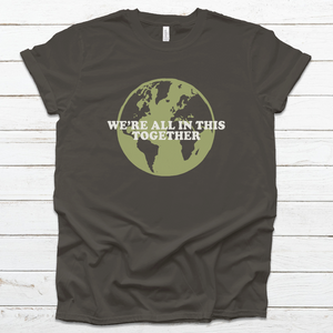 Men's Phish Tee - Bathtub Gin - We're all in this together