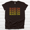 Men's Phish Tee - Blaze On