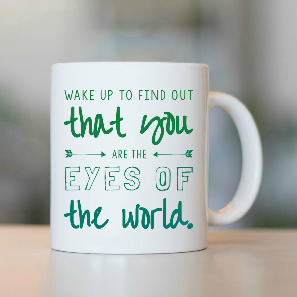 GD Mug - Eyes Of The World