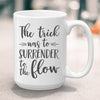 Phish Mug - Lizards - Surrender to the Flow