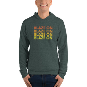 Men's Blaze On Hoodie