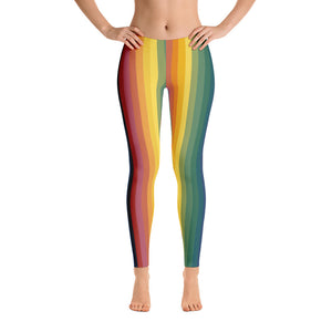 Rainbow Jerry Leggings
