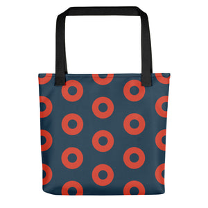 Phish Tote Bag - Fishman Donuts