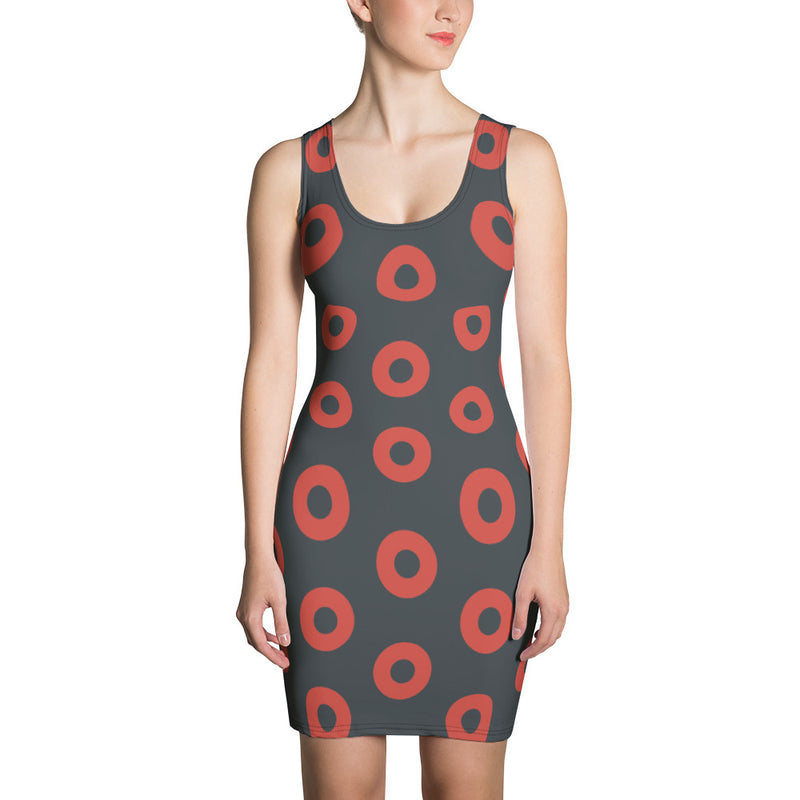 Phish Dress - Fishman Donuts