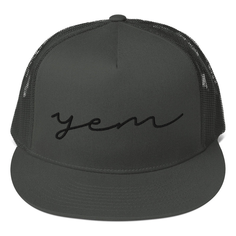 Phish Trucker Hat - YEM