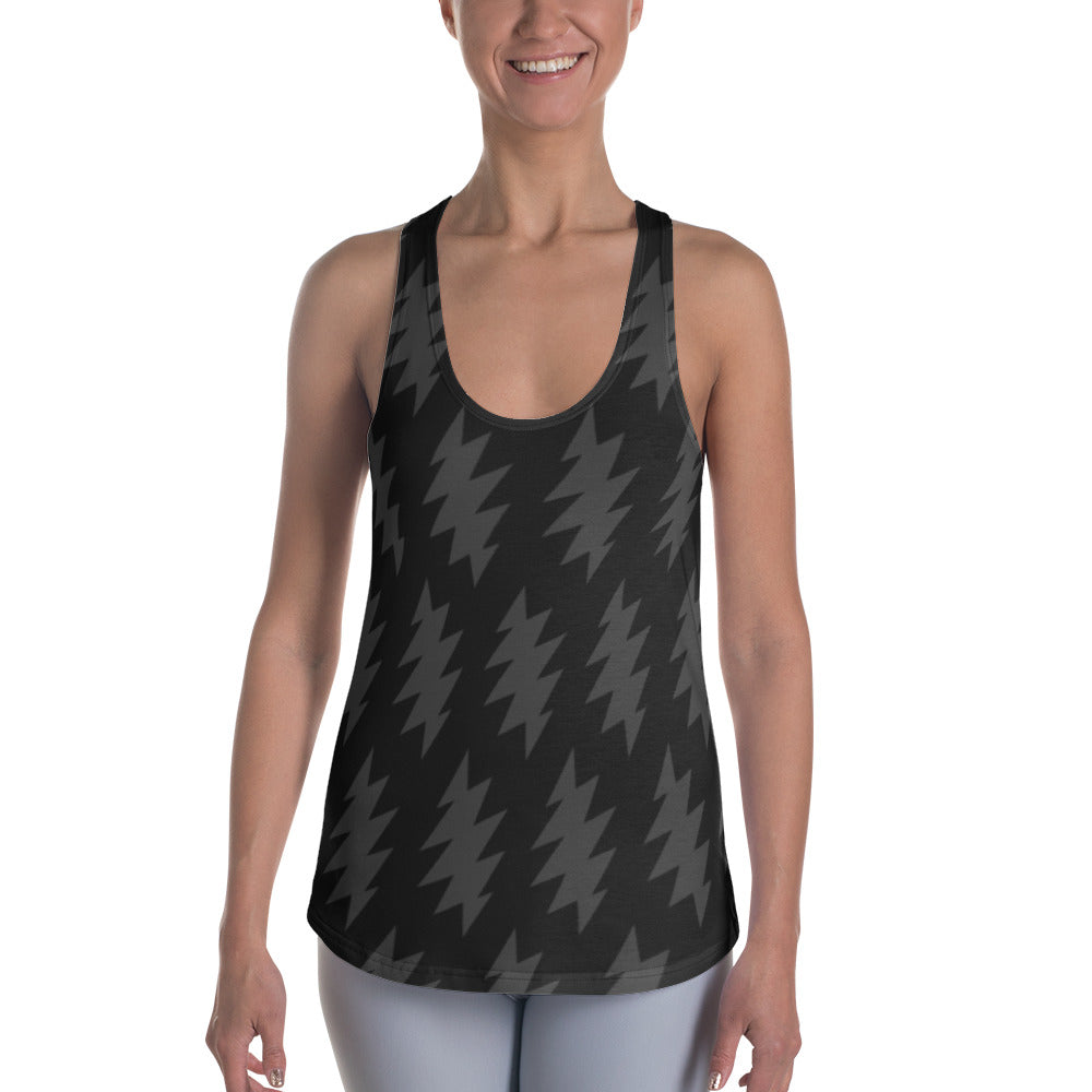 Women's Lightening Bolt Tank