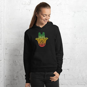 Women's Jerry Hand Hoodie, Unisex style