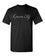 Kansas City Cursive Tee (Black)