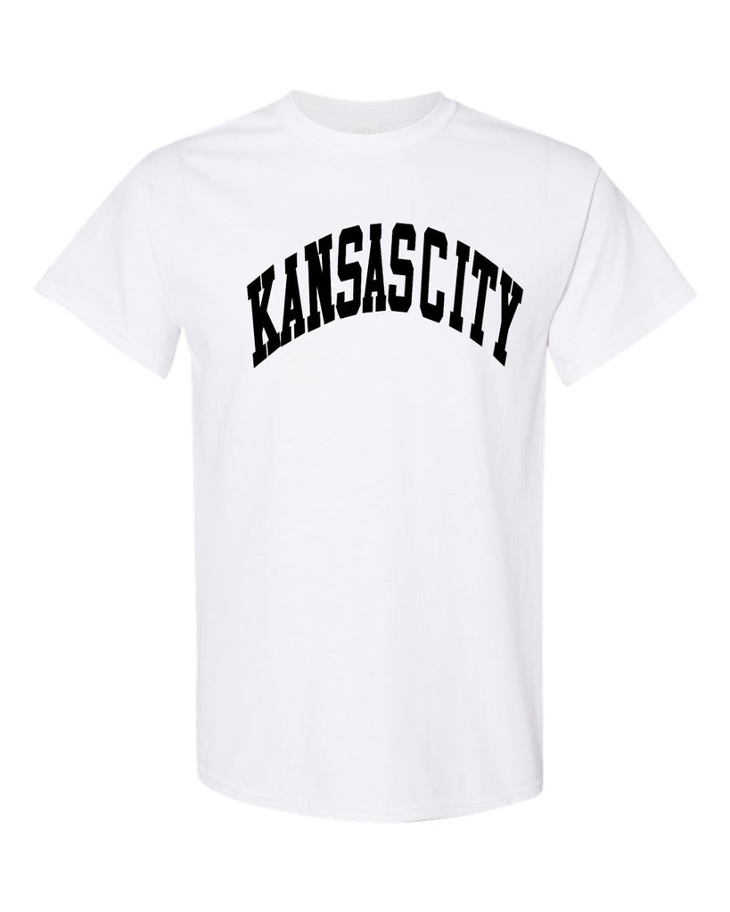 Kansas City Arch (White)