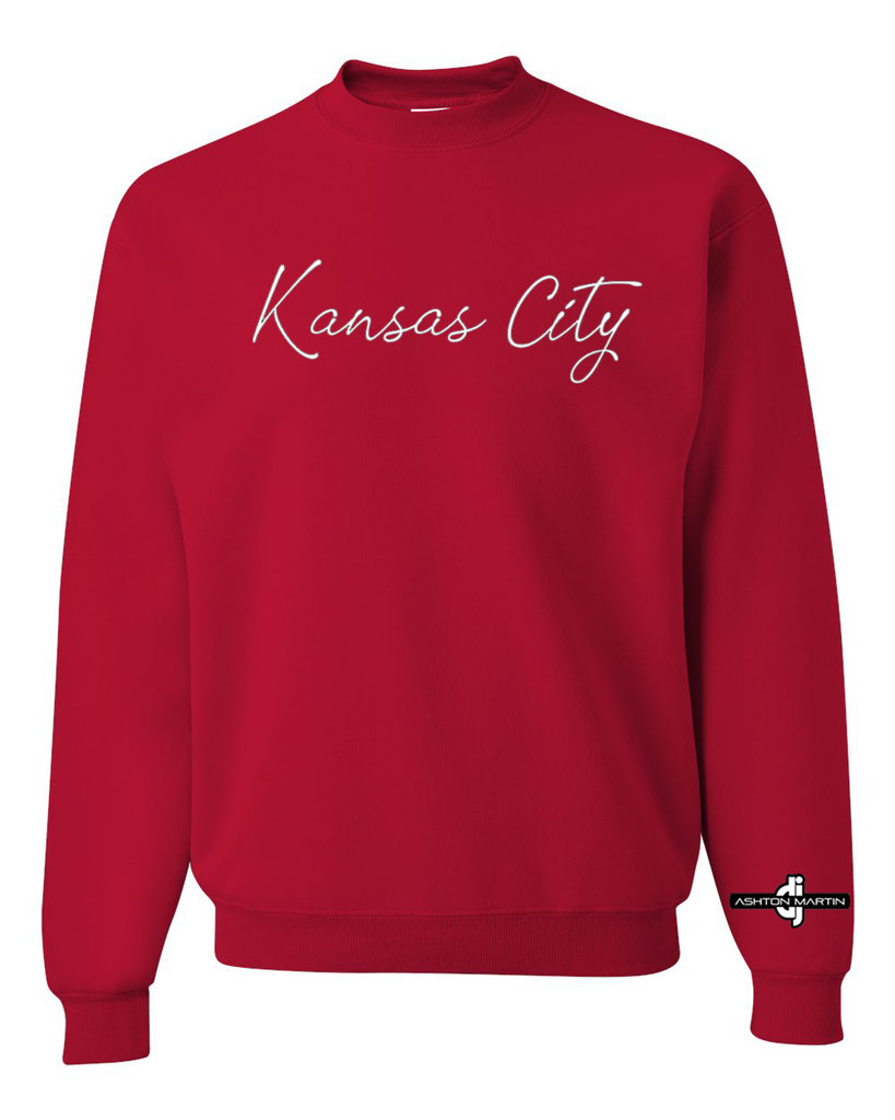 Dj Ashton Martin Sweater (Red)