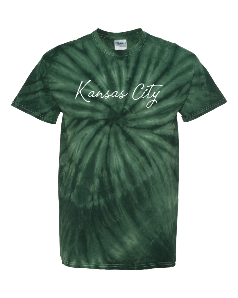 Kansas City Tie Dye (Green)