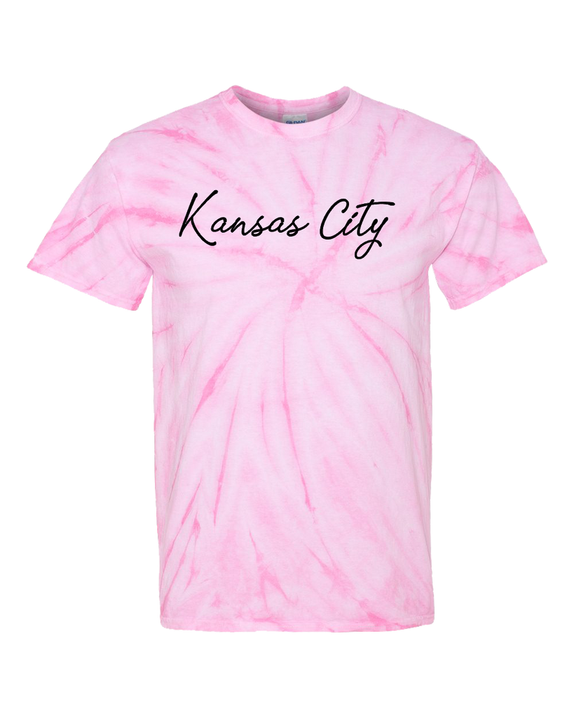 Kansas City Tie Dye (Pink)