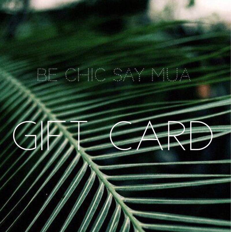 Chic Mua GIFT CARD