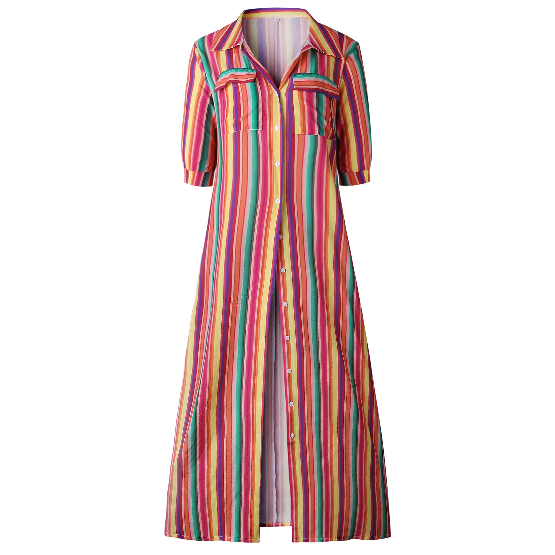 Rosa Striped Dress shirt