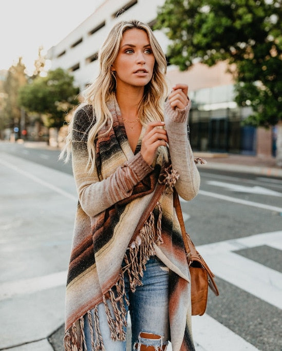 Avery Autumn Cardigan