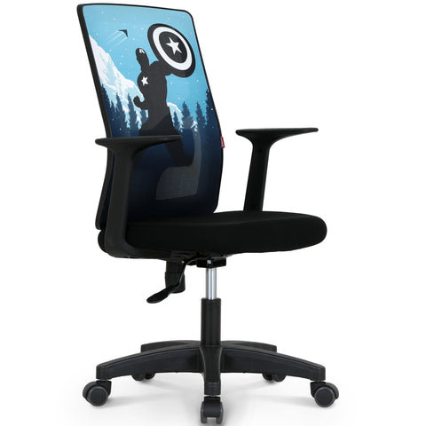 Captain America Desk Chair - M10