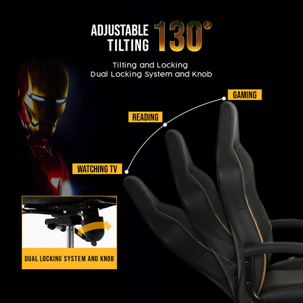 Iron Man Gaming Chair - CRC
