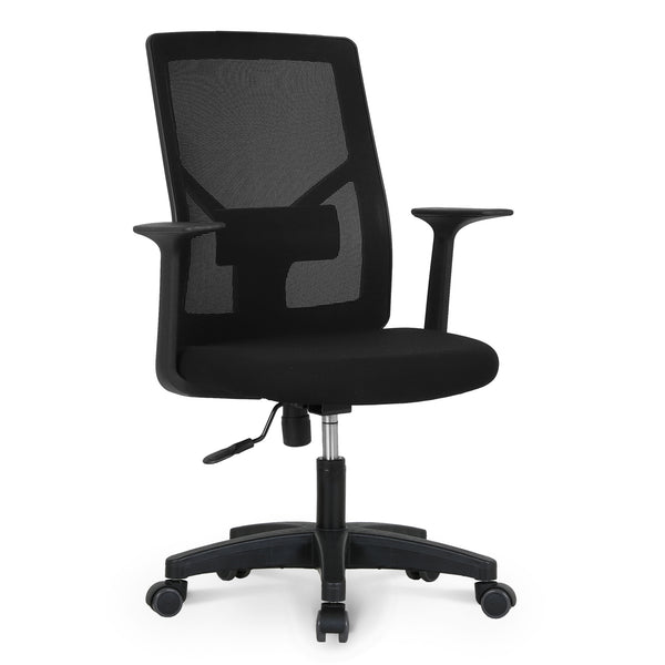 M10 Black- Office Chair (Basic)