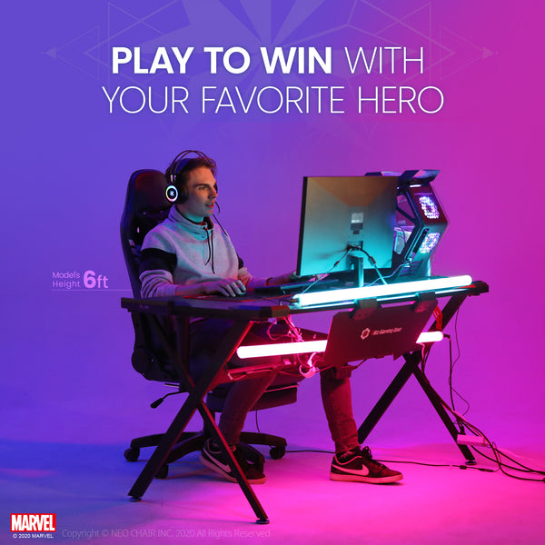Captain Marvel Gaming Chair - ARC