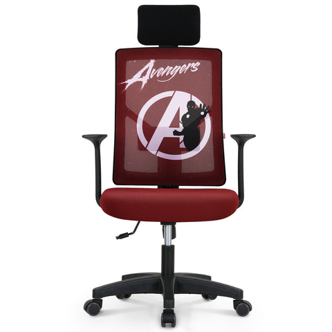 Avengers Desk Chair With Headrest - M10H