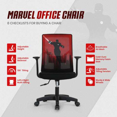 M10 Iron Man- Marvel Office Chair
