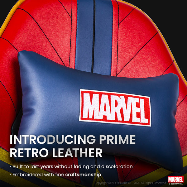 Captain Marvel Gaming Chair - RAP
