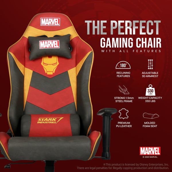 Iron Man Gaming Chair - RAP