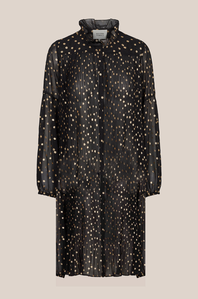 Sparkle LS Dress