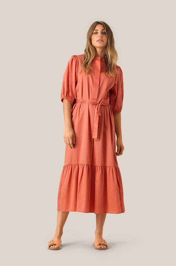 Aimee SS Midi Dress