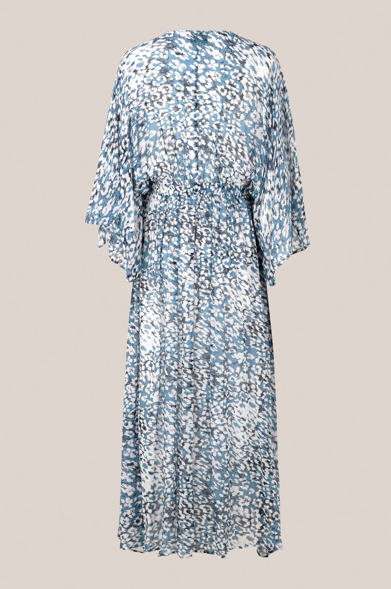 Clouds Maxi Dress