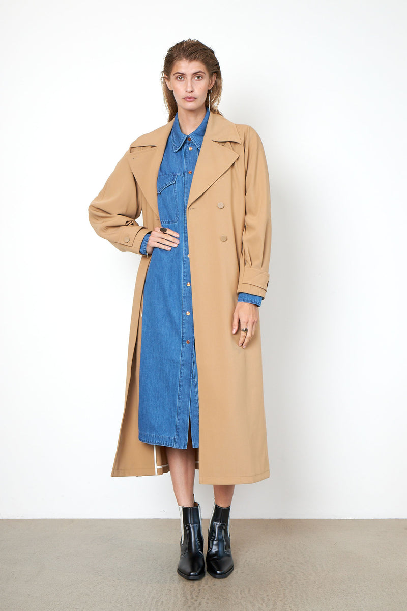 Silvia New Trenchcoat