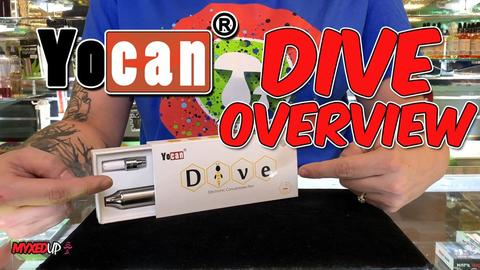 Yocan Dive Concentrate Pen Video Cover