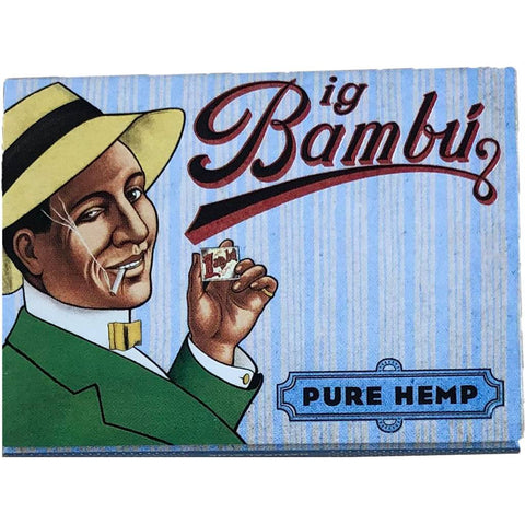 Big Bambu Pure Hemp King Size Rolling Papers