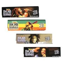 Bob Marley Pure Hemp 1 1/4 Rolling Papers