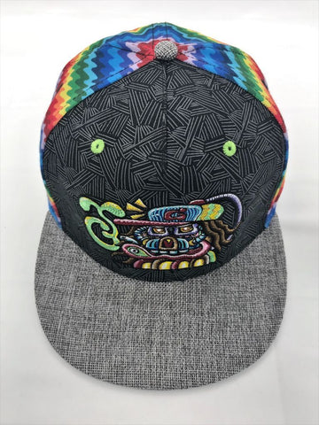 Chris Dyer Grassroots Collab Fitted Hat
