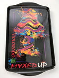 Colorado Myxed Up Mushroom Rolling Tray Large