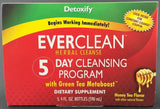 Ever Clean Detoxify 5 Day Detox Box Front
